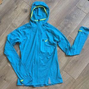 ASICS tech hoodie/jacket